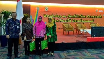 Workshop on Qualitative Research for Health Development
